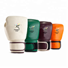 Custom logo pu leather Boxing gloves boxing kit equipment