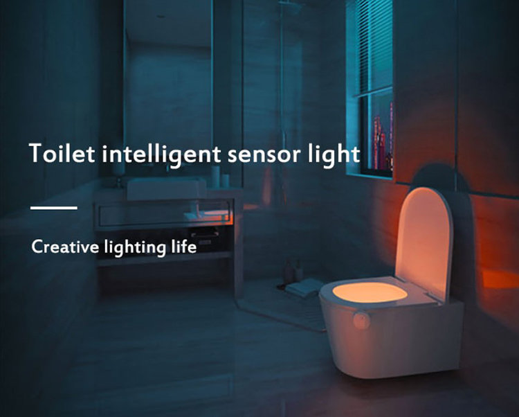 Factory Automatic Sensor Motion Activated Led Toilet Bowl Night Light For Bathroom Buy Night Bowl Toilet Light Led Toilet Light Motion Sensor Toilet Light Product On Alibaba Com