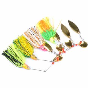 Custom Cheap New Buzzbait Fishing Lure Spinner bait