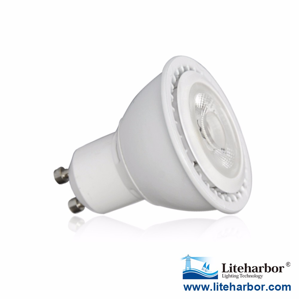 Ul etl 520lm 8w cob gu10 4 led pot light bulbs for north american market buy 4 led pot light bulbsled pot light bulbspot light bulbs product on