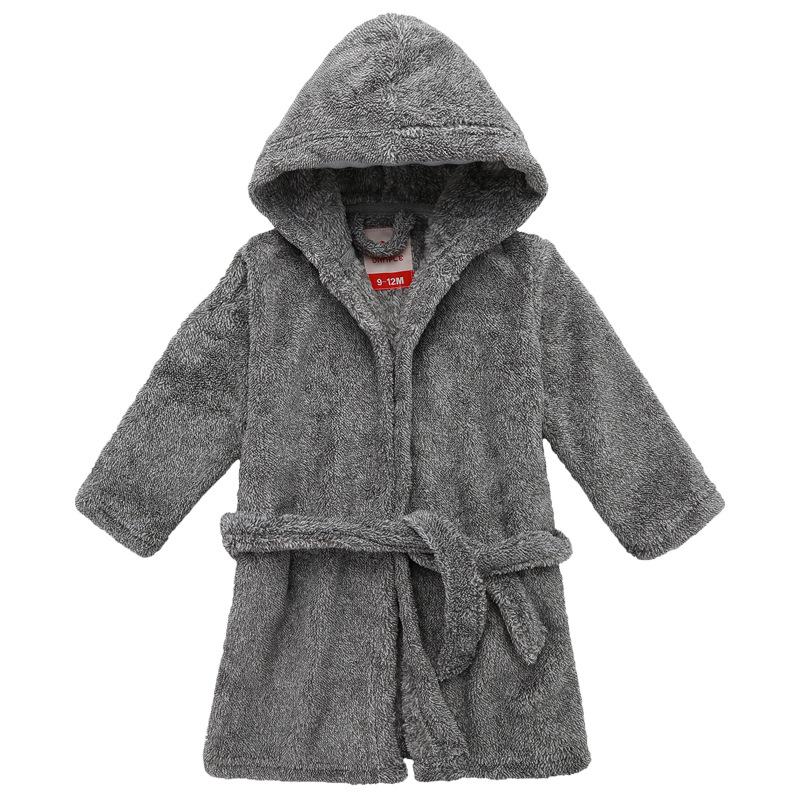 3ffa65206a Get Quotations · original 2015 baby coral velvet Hooded Baby Bathrobe super  comfortable Baby Towel  Kids Bath