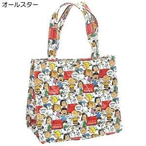 """Peanuts """"Snoopy"""" lunch tote bag 2012 character goods (lunch box bag) mail order / [All Star (white)] (japan import)"""