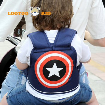 Alibaba Trade Assurance low cost hot sell Children Motorcycle Safety Harness