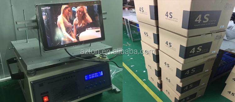 9.0 SISTEMA OPERATIVO Android Sedile Posteriore TV Per Auto Originale 1:1 Design Per BMW Serie 5 7 X5 X6 GT Touch schermi televisivi DVD Lettore Hearest