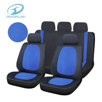 Premium Luxury 9PCS Car Seat Cover For All Season
