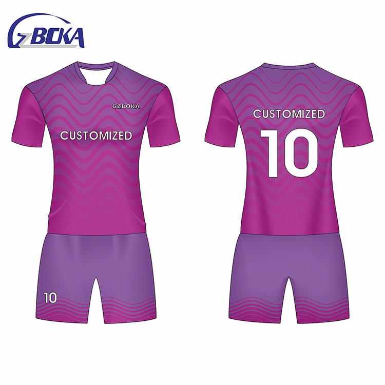 cheap for discount e4d3a 664fa New Arrival Egypt 2018 Kids Soccer Jersey Custom Unisex Purple Soccer  Jersey - Buy Soccer Jersey Custom Unisex,Soccer Jersey Egypt 2018  Kids,Purple ...
