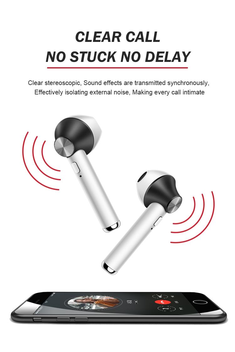 Melhor tws esportes sem fio fones de ouvido fones de ouvido fone de ouvido sem fio bluetooth OEM