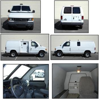 2006 Ford E350 Armored Van (bulletproof Van) - Buy Armored Van Product on  Alibaba com