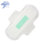 disposable lady menstruation herbal negative ion chip strip towel pad anion sanitary napkin with no side effects