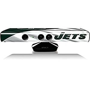 NFL New York Jets Kinect for Xbox360 Skin - New York Jets Vinyl Decal Skin For Your Kinect for Xbox360