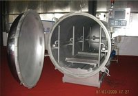 Carbon steel/ stainless steel food sterilizer autoclave