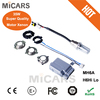 Super bright slim HID conversion kit for motorcycle