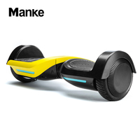 Shenzhen Manke New design Hoverboard 2 Wheel Self Balancing Scooter Hoverboard 6.5inch overboard wheel with led light