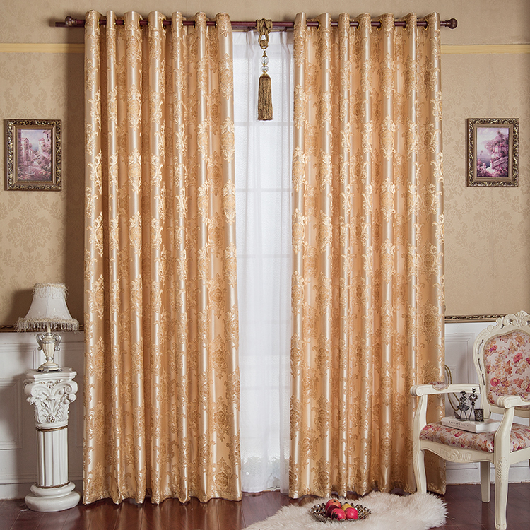 New Arrival Rustic Curtains For Living Room/ Bedroom