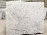 Stellar Italian white bianco carrara C marble slab factory price on sale