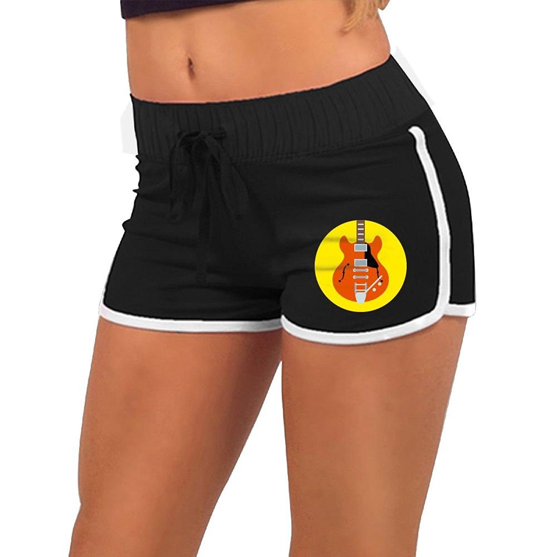 2017 Hot Sale! Music Fashion Women Sexy Mini Shorts Yoga Shorts Women Sexy Hot Pants Casual Shorts Dance Shorts