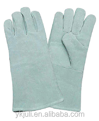 Cow Leather Material Welding Gloves