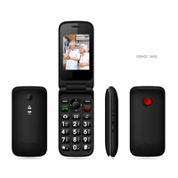 New Products! MT6276A 611MHZ Dual SIM Dual Standby GSM Quad Bands WCDMA850/2100MHZ 3g WCDMA Senior Mobile Cell Phone 3g