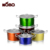 Best Price 10-Piece Colorful Camping Pot Amc Cookware Stainless Steel Kitchen Ware Sets with Custom Logo