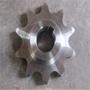 Hardened steel plate sprocket