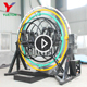 6 Person New Amusement Extreme Outdoor Electric Gyro 3D Space Ball Ring Loop Human Gyroscope Rides