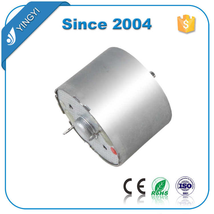Security lock dc electric motors 6v 1000rpm high torque dc motor