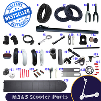 New Image Full Sets of Repair Parts for Mijia M365 and ES1 ES2 ES4 Electric Scooter Spare Parts Accessories