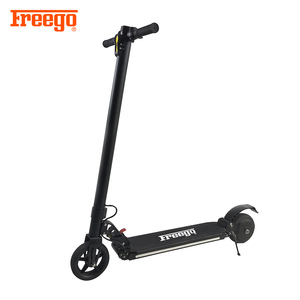2018 new cheap motorized portable mini kick folding electric scooter for adult