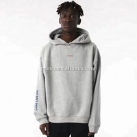 Custom Oversize Loose Blank Hoodies In China,Full sleeve French Terry Hoodies Make Your Brand Sports Wear Manufacturers
