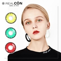 Colorful Radiance Cosplay Crazy Lenses Hollywood Contact Lens