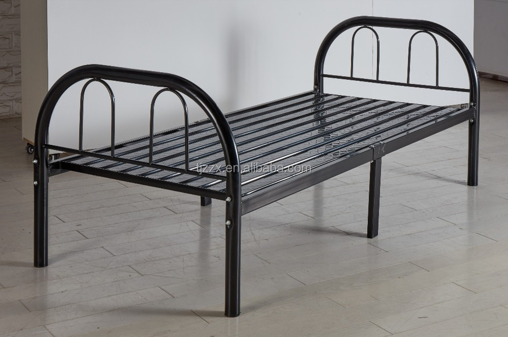 bed frame bed frame suppliers and manufacturers at alibabacom - Single Metal Bed Frame