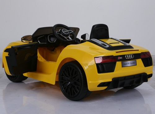 2017 new product kids ride on toy car Audi R8 with remote control
