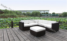 Hot Sell Fashion Competitive price popular wicker rattan furniture sofa