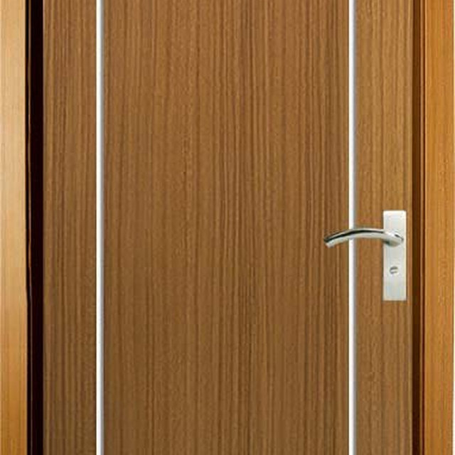 OVAL FRAME Mdf Interior Door With Lowest Price In CHINA