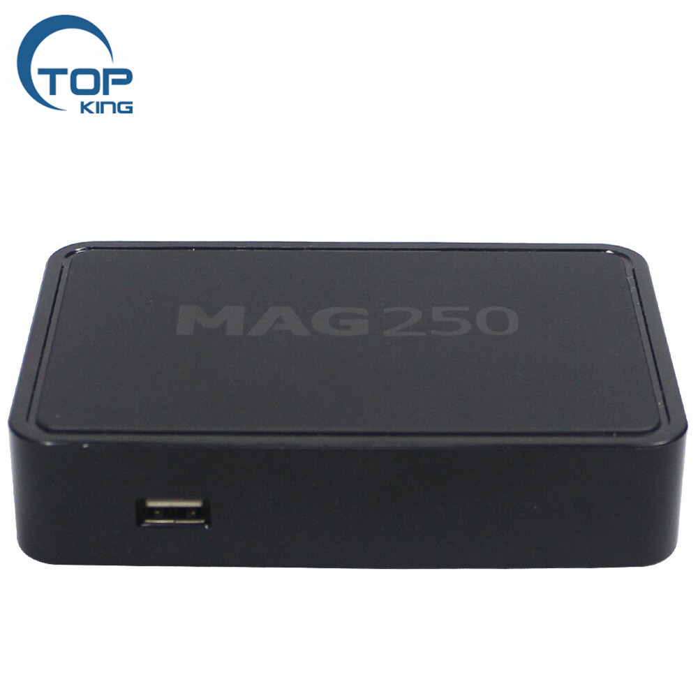 2017 smart MAG 254 Linux OS MAG 250 IPTV box MAG 254 smart tv box OEM box