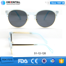 Fashion Wenzhou Oriental Sunglasses 2017 High Quality Kids Sunglasses Custom Logo Eyewear