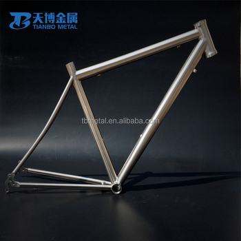 Hot Sale High Quality Cyclocross Bike Titanium Road Bike Frame 700C