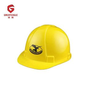 Head protection chin strap breathable construction safety hard hat