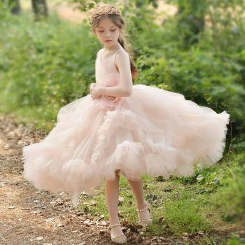 Fluffy Dresses for Girls