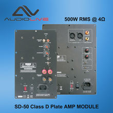 <span class=keywords><strong>Kelas</strong></span> <span class=keywords><strong>D</strong></span> <span class=keywords><strong>Subwoofer</strong></span> <span class=keywords><strong>Amplifier</strong></span> Modul SD-50 RMS 500Watt