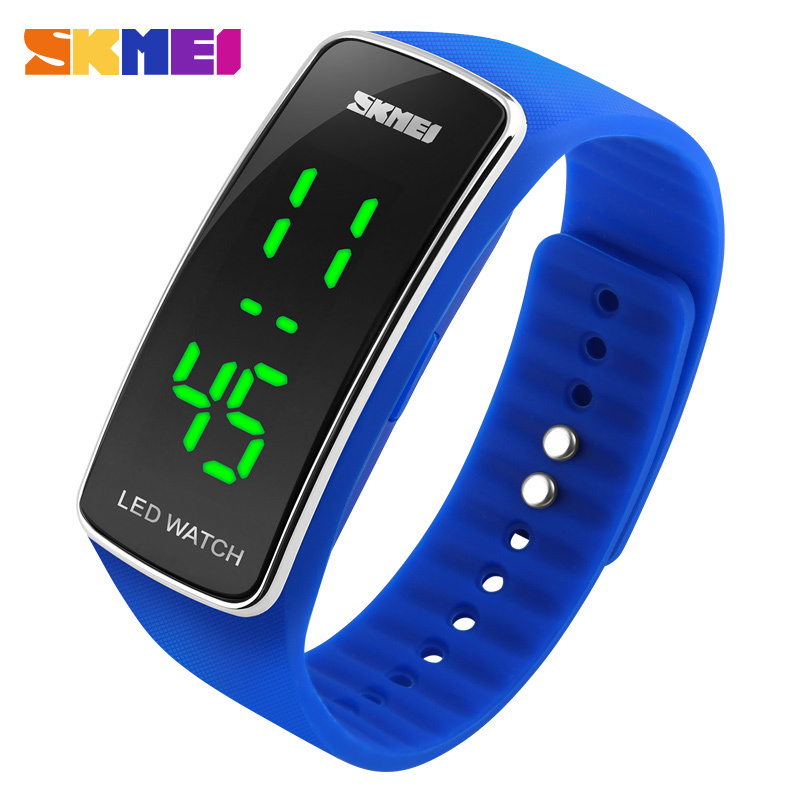 New 2015 Fashion Watch Sports Lady Watches LED Display Digital Watch Women Relogio Feminino Relojes Mujer 2015 Women Wristwatch