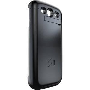 MOTA Samsung S3 Extended Battery Case - Black - 2600 mAh - MT-SS3K