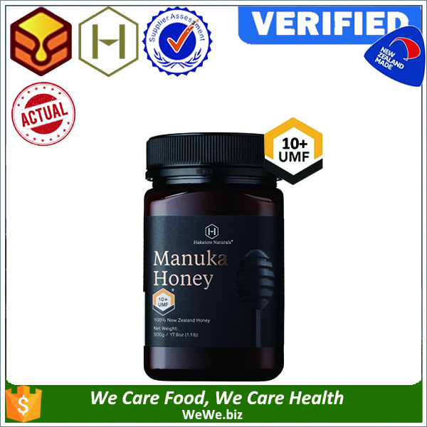 250g UMF 10+ MGO 263 New Zealand Manuka Honey Pure Made in New Zealand