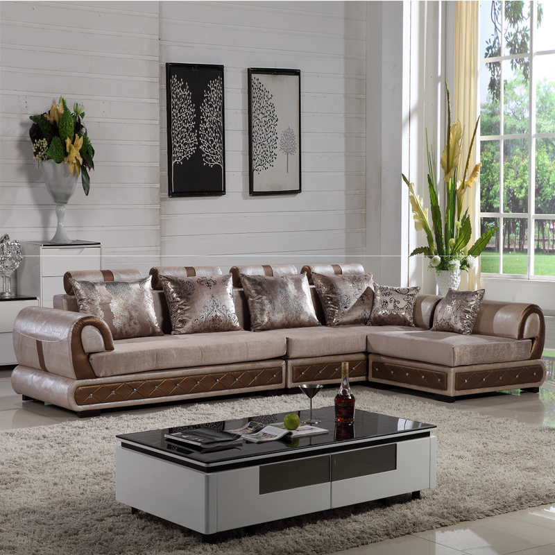 Aisenbaopi-Busha-publish-with-leather-sofas-living-room