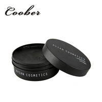 Private label cosmetics hair styling gel, wax pomade water based for men