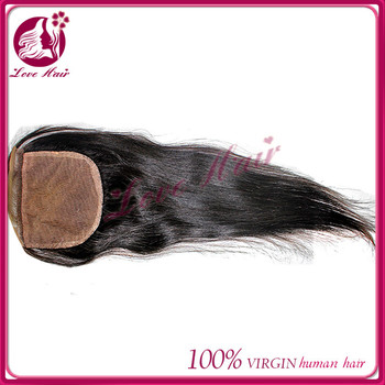 100% brazilian hair lace closure malaysian hair qingdao braw color black enjoy party lace straight closure