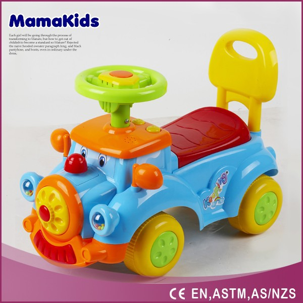 wholesale popular kids gift china supplier best plastic baby push car