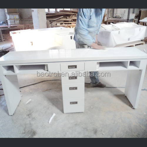 Superior Marble Stone Material Nail Table Manicure Table Used Nail Salon Furniture  Nail Technician Table   Buy High Quality Manicure Table,Double Seats  Manicure ...