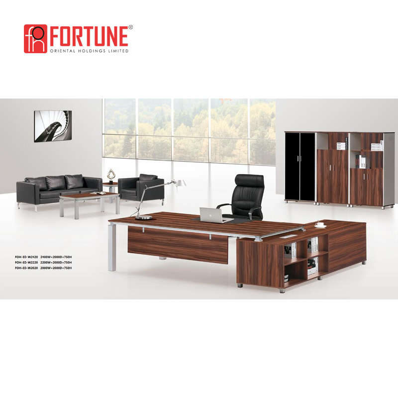 modern design wood veneer office furniture executive manager metal rh alibaba com