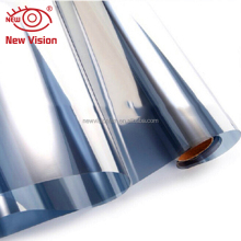 Eco-friendly PET Anti Static Silver Reflective Building Window Film
